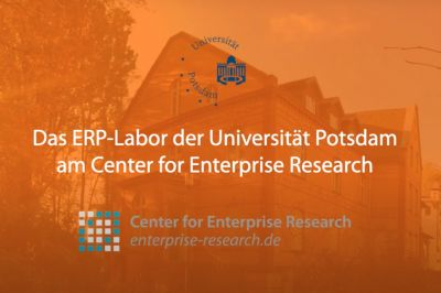 Das ERP-Labor am Center for Enterprise Research