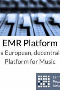 Conception of a European decentralized Copyright Platform for Music